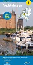 ANWB waterkaart I - Vechtplassen 2017/2018