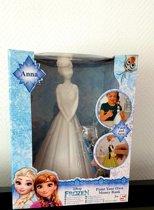 Disney Frozen Anna schilder je eigen spaarpot