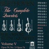 String Quartets, Vol. V