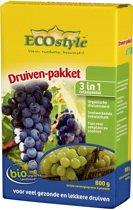 ECOstyle Druiven-pakket  - totale druivenverzorging - 800 g voor ca. 8 planten
