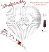 Windspinner XL Roos Rood