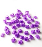 40 Stuks Duurzame Bakvorm Letters En Cijfers - Koekjes Bakken - Fondant - Taartdecoratie - Versiering - Banket