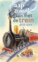 Aap & Mol gaan met de trein