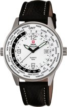 Swiss military SM34007.04 Mannen Quartz horloge