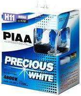PIAA PRECIOUS WHITE 4800K H11 / H-787