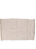 Yoshiko - Yunnan - tapijt 60x90 - naturel/wit- jute/katoen