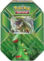 Pokemon - Sceptile EX tin - Pokémon kaarten