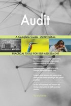 Audit A Complete Guide - 2020 Edition