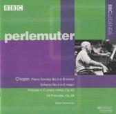 Chopin: Piano Sonata No. 3 in B minor; Scherzo No. 4 in E major; Prelude in C