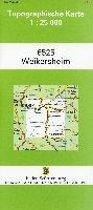 Weikersheim 1 : 25 000