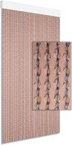 DEGOR Vliegengordijn Art. 24 grijs 90x210