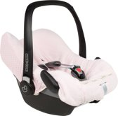 Koeka Hoes voor Maxi-Cosi Oslo One Size - old baby pink