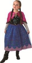 Disney Frozen Anna Musical and Light Up - Kostuum Kind - Maat 116/122