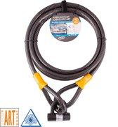 Vinz ART & VBV goedgekeurd Kabelslot / Bootslot - 5 Meter