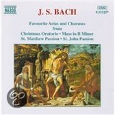 J.S. Bach: Favourite Arias and Choruses