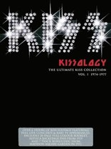 Kissology: The Ultimate Kiss Collection Vol.1 (3DVD)