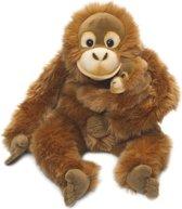 WWF Orang Utan, moeder en kind. 25 cm