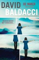 Boek cover Vega Jane - De waker van David Baldacci