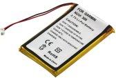 OTB Accu Batterij Garmin Nüvi 360 - 1250mAh