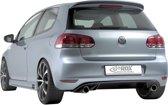 RDX Racedesign Achterskirt Volkswagen Golf VI GTi-Look 2008- (ABS)