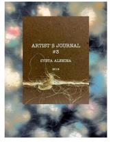 Artist's journal # 3