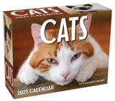 Cats 2021 Mini Day-To-Day Calendar