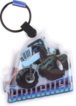 Gosh! Designs Sleutelhanger Led Monstertruck Crusher 6 Cm