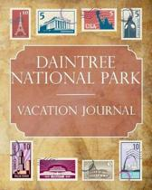 Daintree National Park Vacation Journal
