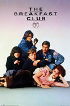 GBeye The Breakfast Club Key Art Poster 61x91,5cm