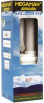 Megaman Spaarlamp Dimbaar 15w E27