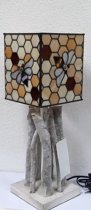 Tiffany lamp Honey Bee