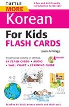 Tuttle More Korean for Kids Flash Cards Kit Ebook
