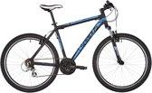 """Serious Rockaway 26"""", black/blue Framemaat 55cm"""