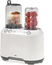Alecto BFP-88 Food Processor - Baby stomer/blender 5-in-1