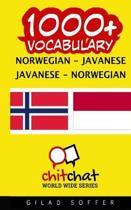 1000+ Norwegian - Javanese Javanese - Norwegian Vocabulary