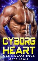 Cyborg Heart : Alien Invasion Romance