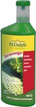 ECOstyle Terrasreiniger - tegen groene aanslag - concentraat 1 liter voor 100 m2