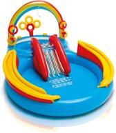 Intex Speelzwembad Rainbow Ring - 297x193x135cm
