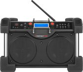 Werkradio Rockhart BT - Bluetooth - Dab+ Radio