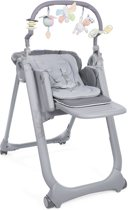 Chicco kinderstoel Polly Magic Relax Graphite