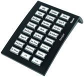 TIPTEL Ergophone-24 Nummerkiezer met 24 GROTE TOETSEN