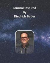 Journal Inspired by Diedrich Bader