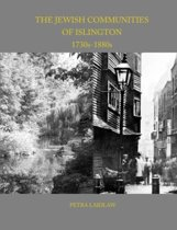 The Jewish Communities of Islington, 1730s-1880s