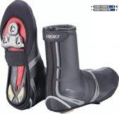 BBB BWS-12 Ultrawear Fiets Overschoenen - Maat 43-44 - Zwart