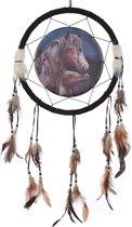 Dromenvanger paard met veulen lisa parker 33cm - Apache-