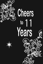 Cheers to 11 years