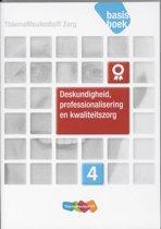 Deskundigheid, professionalisering en kwaliteitszorg Niveau 4 Basisboek