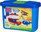 Mega Bloks Create 'n Play Eindeloos Bouwen Emmer