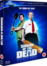 Shaun Of The Dead (D) [bd] (Ar)
