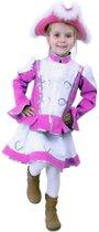 Dansmarietje pink mt.116